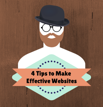 4 Tips to Make Effective Websites