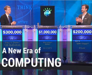 IBM Watson jeopardy